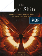 Kryon Et. Al - The Great Shift - Co-creating a New World for 2012 and Beyond