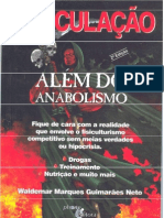 Musculacao Alem Do Anabolismo - Waldemar Guimarães
