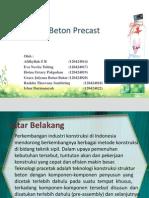 Beton Precast Power Point