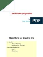 Lecture02 Bresenham Line Algo