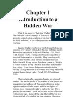 Chapter 1 - Introduction to a Hidden War
