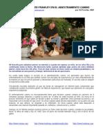 La Filosofia de Ed Frawley en El Adiestramiento Canino