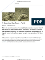 Assyria—Bible History _ A Book You Can Trust—Part 2 TOO