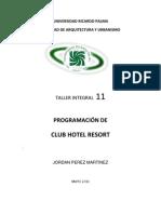 Club Hotel Resort