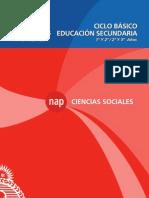 5.NAP Secundaria Sociales 2011