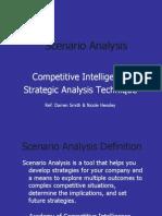 Scenario Analysis