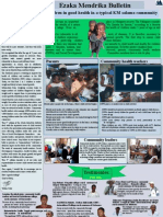 """Ezaka Mendrika"" - Issue 9, June 2012 (SantéNet 2)"