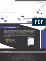 Softronic HCMS Brochure (Recruitment Edition)