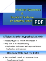 EMH Empirical