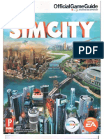 SimCIty Prima Offical Game Guide