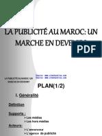 La Publicite Au Maroc Un Marche a Devenir