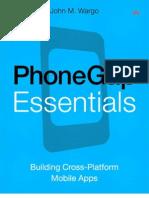 PhoneGap Essentials 2012
