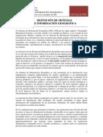 DEFINICIÓN DE SIG 1 lectura