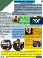 """Ezaka Mendrika"" - Issue 11, January 201 3 (SantéNet 2)"