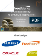 FreeBalance Public Financial Management Sustainability the Government Resource Planning Tipping Point