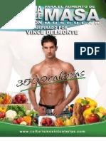 Progama Nutricional Para Umento de Masa Corporal 3500 Calorias (2)