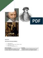 Reformation John Knox and Erasmus