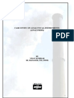 Case Study=[Analytical Instruments] [Power Industry] [BHEL(PSWR)]