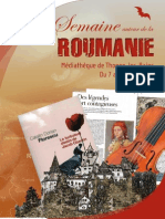 Flyer Roumanie BD