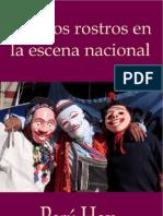 Desco Peru Hoy Nuevos Rostros en La Escena Nacional