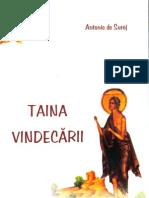 Antonie de Suroj Taina Vindecarii