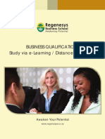 Business Qualifications Web