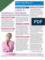 Fibromyalgia & Chronic Fatigue