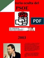 Historia oculta del PSOE