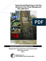 KPI 4 Sustainability Forest Management