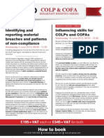 COLP & COFA Breakfast Briefing Series