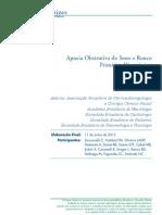Apneia Obstrutiva Do Sono e Ronco Primario Diagnostico