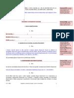 Pogodba o Ustanovitvi Zavoda Primer s Komentarji