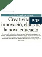 Creació i Educació