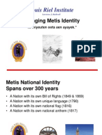 Metis Identity and Membership Criteria