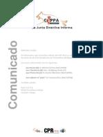 Real CEPPA Comunicado 17-5-2013