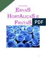 3320607 Vida Saudavel Ervas Hortalicas e Frutas