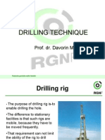 1 Drilling Rig
