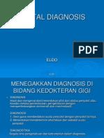 Dental Diagnosis