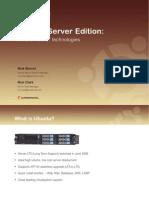 Ubuntu Server Technologies Paper