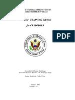 CM Creditor Training Guide