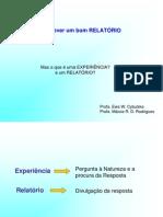 IFUSP - Escrevendo um bom Relatório Científico - C