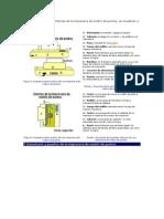 Las Partes Externas e Internas de La Impresora de Matriz de Puntos