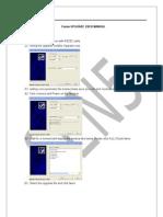 Rs232 Upgrade User Manual