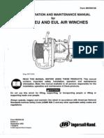 Winch Operacion y Mantenimiento