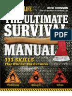 Ultimate Survival Manual