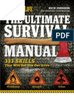 Ultimate Survival Manual