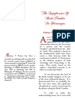 Metodo de Astronumerologia