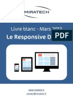 Responsive Design Miratech