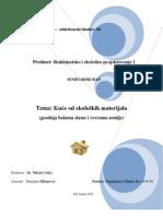 bioklimatsko projektovanje
