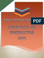 CATÁLOGO EMPRESA ASC 2013 FINAL